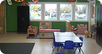 3-year-old Pre-School Classroom - Banners Childcare