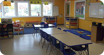 4-year-old Pre-School Classroom - Banners Childcare