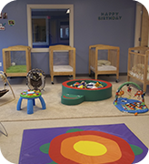 Infant Classroom - Banners Childcare