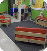 Toddler Classroom - Banners Childcare